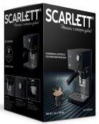 Кофеварка эспрессо SCARLETT SC-CM33016 черный - изображение 6