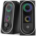 Акустична система HP DHE-6001 LED RGB Black - зображення 2