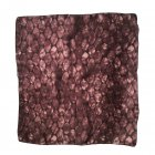 Шелковый шейный платок Silk Route 50х50 см Цвет бегонии a-456 - изображение 1