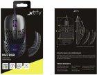Миша Xtrfy M42 RGB USB Black (XG-M42-RGB-BLACK) - зображення 10