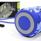 Бездротова Bluetooth колонка Zealot S32 Синій камуфляж - зображення 3