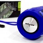 Бездротова Bluetooth колонка Zealot S32 Синій камуфляж - зображення 4