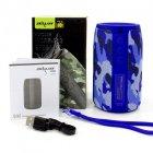Бездротова Bluetooth колонка Zealot S32 Синій камуфляж - зображення 6