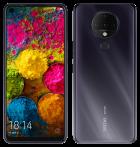 Мобильный телефон Tecno Spark 6 4/128GB Comet Black - изображение 2