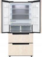 Многодверный холодильник MIDEA HQ-610WEN (BE) - изображение 2
