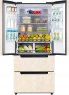 Многодверный холодильник MIDEA HQ-610WEN (BE) - изображение 3