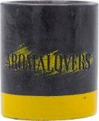 Ароматическая свеча Aromalovers Бурбонская ваниль соевая в бетоне 240 г (ROZ6300000036) - изображение 2