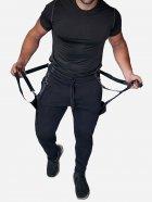 Спортивные штаны Jaklin 2851 M Черные (4821000042229) - изображение 4