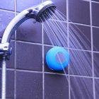 Бездротова водонепроникна портативна акустична система Bluetooth колонка сабвуфер для душу ванни сауни, басейні Bath Beats TWOOC Блакитна - зображення 3