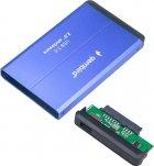 "Внешний карман Gembird EE2-U3S-2-B для 2.5"" HDD/SSD USB 3.0 - изображение 3"