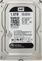 """Жесткий диск Western Digital Black 1ТБ 7200об/м 64МБ 3.5"""" SATA III (WD1003FZEX) Новый - изображение 1"""