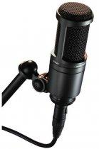 Мікрофон студійний Audio-Technica AT2020 - зображення 2