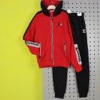 Теплый костюм для мальчика Sincere (3032крас) Рост 140 см - изображение 1