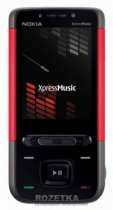 Мобильный телефон Nokia 5610 XpressMusic red - изображение 1