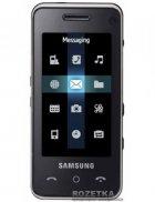 Мобільний телефон Samsung F490 charcoal grey - зображення 1