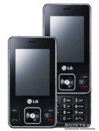 Мобільний телефон LG KC550 black - зображення 3