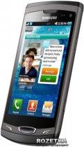 Мобильный телефон Samsung Wave II S8530 Titan Grey - изображение 2