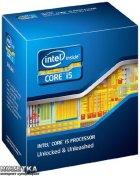 Процессор Intel Core i5-2500K 3.3GHz/6MB (BX80623I52500K) s1155 Unlocked Bох - изображение 1