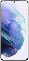 Мобильный телефон Samsung Galaxy S21 8/256GB Phantom White (SM-G991BZWGSEK) + Наушники Samsung Galaxy Buds+ в подарок! - изображение 2
