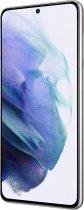 Мобильный телефон Samsung Galaxy S21 8/256GB Phantom White (SM-G991BZWGSEK) + Наушники Samsung Galaxy Buds+ в подарок! - изображение 3