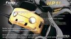 Фонарь Fenix HP11 Cree XP-G LED R5 Yellow - изображение 2