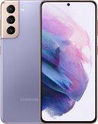 Мобільний телефон Samsung Galaxy S21 8/128 GB Phantom Violet (SM-G991BZVDSEK) + Сертификат на 2000 грн в подарок! - зображення 1
