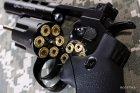 """Пневматичний пістолет ASG Dan Wesson 4"""" Black (23702523) - зображення 9"""
