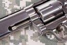 """Пневматичний пістолет ASG Dan Wesson 6"""" Silver (23702501) - зображення 9"""