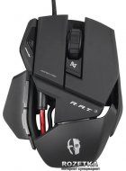 Миша Mad Catz R.A.T. 3 Gaming Mouse (MCB4370300B2/04/1) - зображення 2