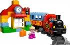 Конструктор LEGO DUPLO Мой первый поезд (10507) - изображение 4