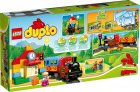 Конструктор LEGO DUPLO Мой первый поезд (10507) - изображение 7