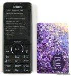 Мобільний телефон Philips Xenium X1560 Dual Sim Black - зображення 3