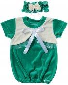 Платье Baby Art Каролина 1180 92 см Зеленое (210110552) - изображение 1
