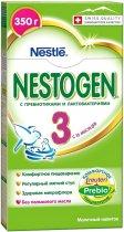 Суміш Nestle Nestogen 3 з пребіотиками і лактобактеріями з 12 місяців 350 г (7613032308995) - зображення 1