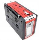Радіоприймач GOLON RX-8866 Red - зображення 9