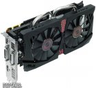 Asus PCI-Ex GeForce GTX 950 Strix 2048MB GDDR5 (128bit) (1140/6610) (2 x DVI, HDMI, DisplayPort) (STRIX-GTX950-DC2OC-2GD5-GAMING) - изображение 3