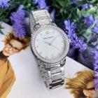 Женские кварцевые часы Mini Focus Silver наручные классические на стальном браслете + коробка (1095-0061) - изображение 2