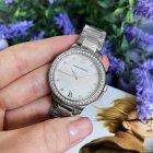 Женские кварцевые часы Mini Focus Silver наручные классические на стальном браслете + коробка (1095-0061) - изображение 4