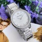 Женские кварцевые часы Mini Focus Silver наручные классические на стальном браслете + коробка (1095-0061) - изображение 6