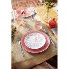 Тарелка обеденная Luminarc Arty Blush круглая 26 см (N4151) - изображение 3
