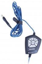 Наушники Sades SA-910 Spellond 7.1 Bass Vibration Stereo Gaming Headset (SA910-B-BL) - изображение 5