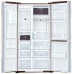 Side-by-side холодильник HITACHI R-M700GPUC2GBK + Бесплатная доставка по Украине! - изображение 2
