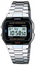 Чоловічий годинник CASIO A163WA-1QGF/A163WA-1QES - зображення 1