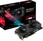 Asus PCI-Ex Radeon RX470 ROG Strix OC 4GB GDDR5 (256bit) (1250/6600) (2 x DVI, HDMI, DisplayPort) (STRIX-RX470-O4G-GAMING) - изображение 9