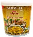 Паста карри Aroy-D Желтая 400 г (016229906436) - изображение 1