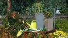 Лейка садовая Plastkon Spring 2.5 л Салатовая (8595096914796) - изображение 4