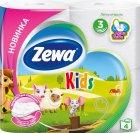 Туалетная бумага Zewa Kids трехслойная 4 рулона (7322540606102) - изображение 1