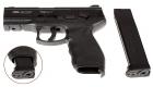 Пневматичний пістолет Gletcher TRS 24/7 Taurus PT 24/7 Таурус газобалонний CO2 130 м/с - зображення 5
