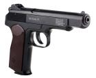 Пневматический пистолет Gletcher APS NBB Пистолет Стечкина АПС газобаллонный CO2 125 м/с - изображение 6