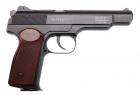 Пневматический пистолет Gletcher APS NBB Пистолет Стечкина АПС газобаллонный CO2 125 м/с - изображение 9